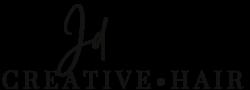 JD Creative Hair Logo